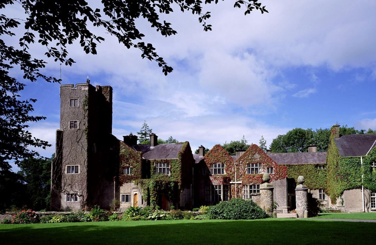 Click here for more about Belle Isle Castle - Hamilton Wing