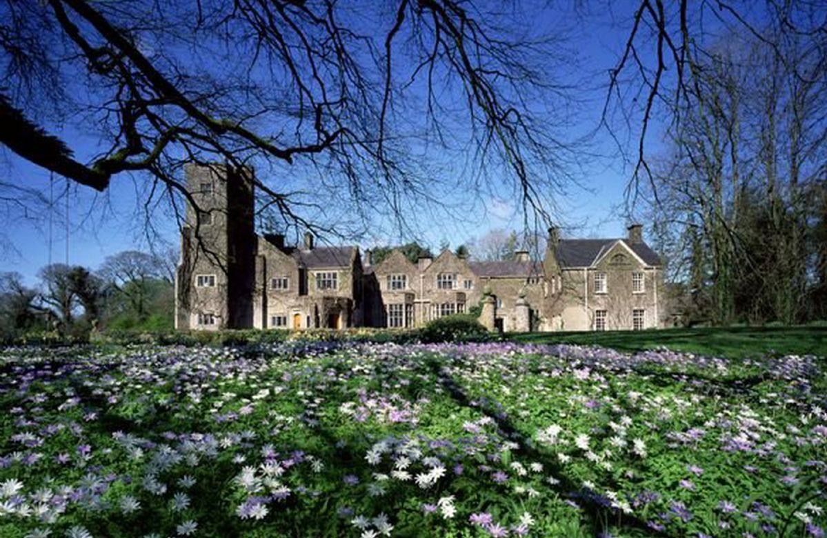 Click here for more about Belle Isle Castle - Abercorn Wing