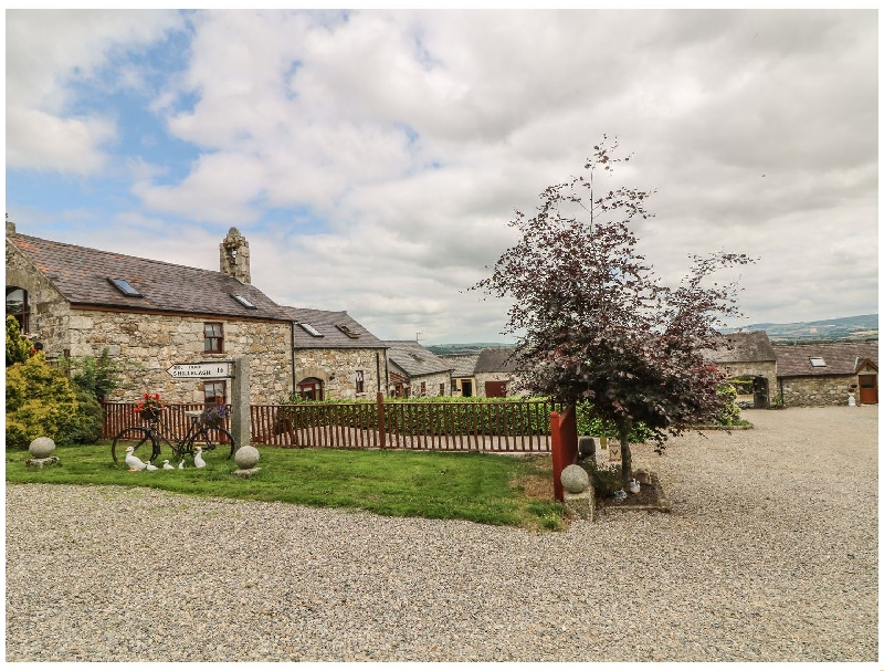 Click here for more about The Coach House @ Minmore Mews