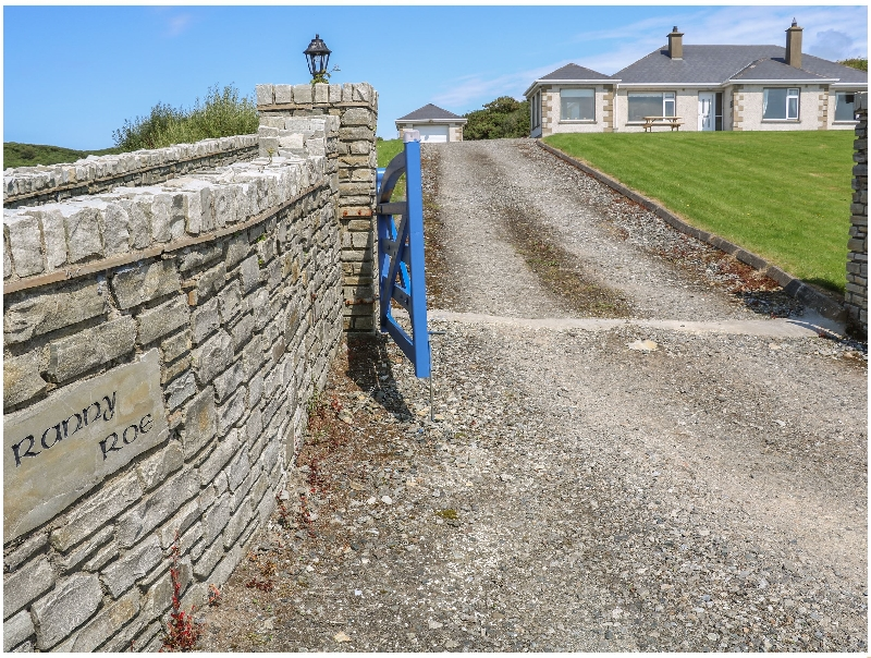 Ranny Roe a british holiday cottage for 6 in ,